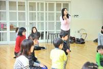 高槻・茨木子育てママのためのリトミックサークル・ピコロの教室写真