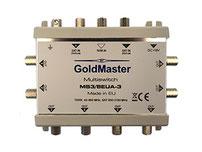 Мультисвитч GoldMaster MS-3/8EUA-3 купить в Могилеве