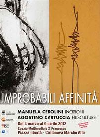 Improbabili Affinità, Spazio Multimedile San Francesco Civitanova Marche