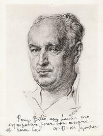 Dunoyer de Segonzac  1958