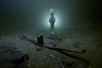 votive to Osiris found in ancient shipwreck