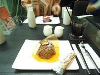 パリパリのシュークリーム