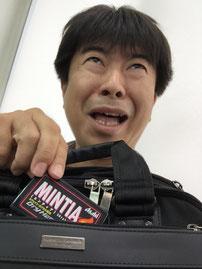 前田塾長、さっそく泣いてます!