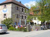 Gasthof Hallerschlösschen, Nuschelberg