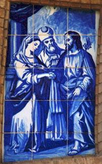 Fachada Iglesia del Cachorro (Sevilla)
