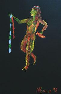 Tanzender Dionysos