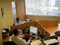 Estaciones múltiples de trabajo, desde dos puestos, tres y cuatro puestos