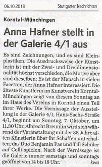Stuttgarter Nachrichten 06.10.2018