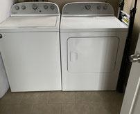 In Cabin Washer & Dryer