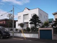すまい工房北海道で手掛けた新築施工。