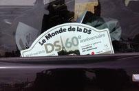 Düssel Ducks www.duesselducks.de 60 JAHRE CITROËN DS - LE MONDE DE LA DS