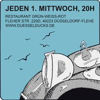 Düssel Ducks 2CV Düsseldorf Entenclub