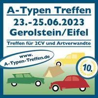 A-Typen Treffen 2020 Düssel Ducks 2CV Düsseldorf Entenclub