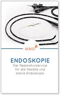Endoskopie - Reparturservice, gebraucht und neu