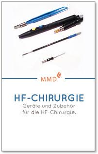 HF-Chirurgie - Zubehör für den OP