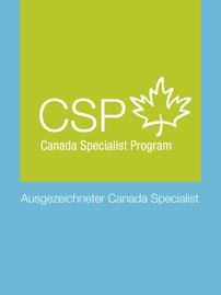 Canada Specialist Programm