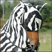 Fliegenmaske BUCAS Buzz-Off Zebra