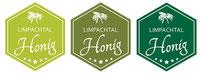 Druckatelier46 - Logogestaltung Limpachtal Honig - Hans Ruchti