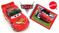 Nightvision Lightning McQueen met 2009 collectors guide