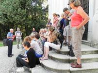 Chorreise 2014 / Lombardei