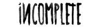apollo-artemis, mode, design, nachhaltig, handgemacht, typografie, schrift, tusche, incomplete
