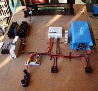 Installation électrique site isolé