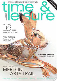 time & leisure September 2012