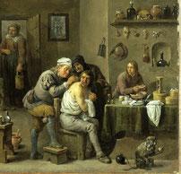 Hygiène et médecine à Versailles