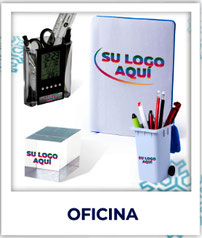 Productos de oficina personalizados