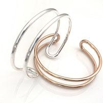 "Bracelet ""You"" 925 sterling silver"