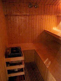 Profitez du sauna dans votre écogîte-biogîte