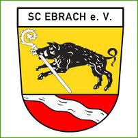 SC Ebrach Logo (Weiß)