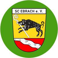 SC Ebrach Logo rund (Grün)