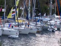 Flottieljezeilen met Special Feeling zeilvakanties