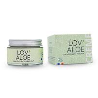 Crème à l'aloe vera bio - prendre soin de sa peau - côté nature 83