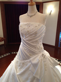 剛力彩芽のウェディングドレスをレンタルするなら「ブライダルサカエ」(岐阜県美濃加茂市)