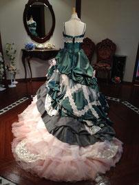関・可児で剛力彩芽のカラードレスをレンタルするなら「ブライダルサカエ」(岐阜県美濃加茂市)