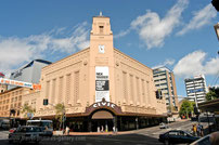 The Civic Theatre in Queen St Auckland. Now has live theatre and music, but used to show movies.