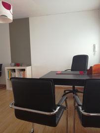 L'espace de consultation