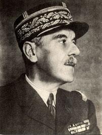 Général d'Armée René OLRY (1880-1944) commandant de l'Armée des Alpes