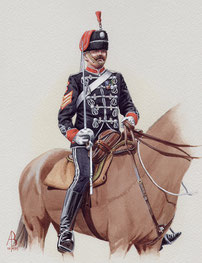 Royal Wiltshire Yeomanry (private commission)