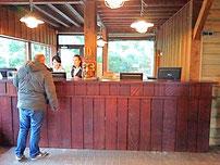 2017 Verplaatsing van de Centrale Receptie naar de 'Sitting Bull Saloon' (Voorzijde)