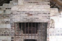 Le four à pain régulièrement utilisé par les associations du village