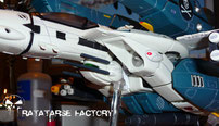 1/48 VF-1S Strike Panel Lining - Ratatarse Factory