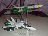 1/60 & 1/48 VF-1A Alaska Base - Ratatarse Factory