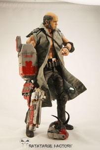1/6 Hellboy Revisited - Ratatarse Factory