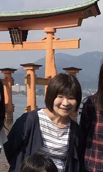 青鳥会のメンバーで広島県熊野町での筆作り体験、安芸の宮島へ行ってきました