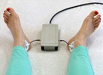 Messung mit Elektroden