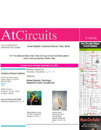 Art Circuits September 2011