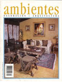 ambientes Decoracion & Arquitectura Magazine.